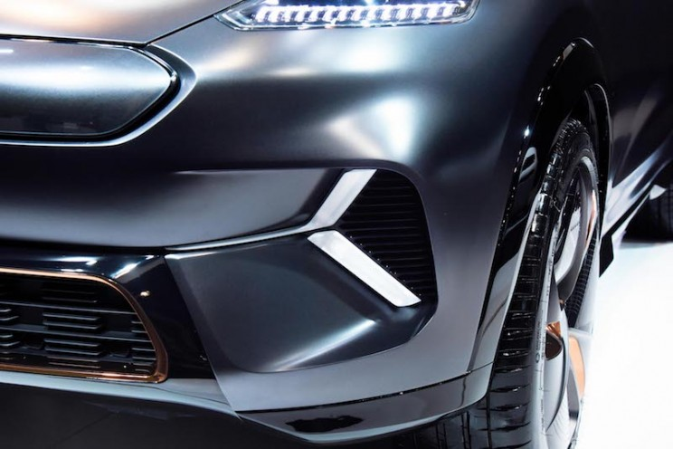Kia Unveils a New All Electric Concept Car with a Range of 238 Miles
