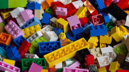 LEGO Master Builder: 9 of the Coolest Things Created With LEGO