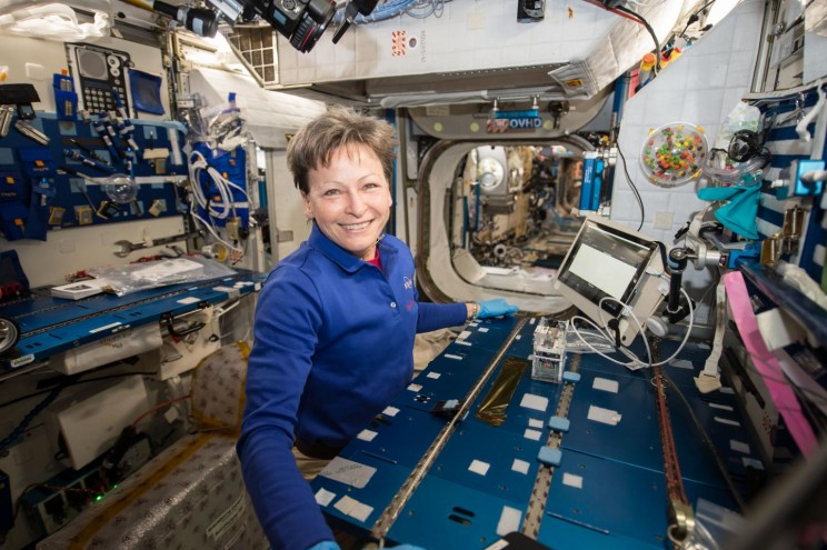 Astronauts Can Now Safely ID Microbes on the International Space Station
