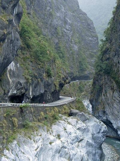 The World's 20 Most Dangerous Roads