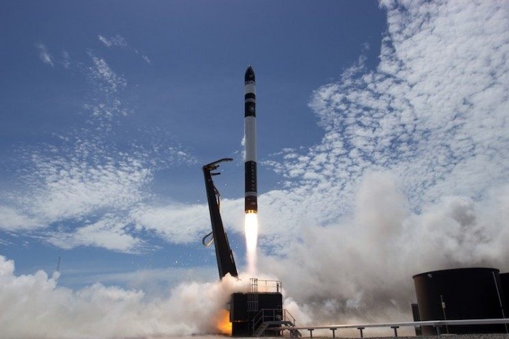 Rocket Lab's Electron Rocket Successfully Reaches Orbit for the First Time