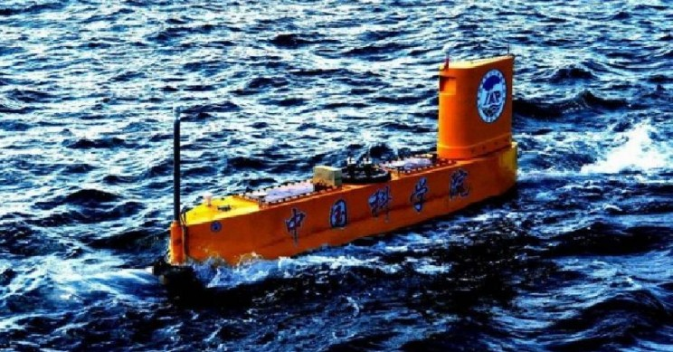 In a World First, China Just Fired a Weather Rocket From an Unmanned Submarine