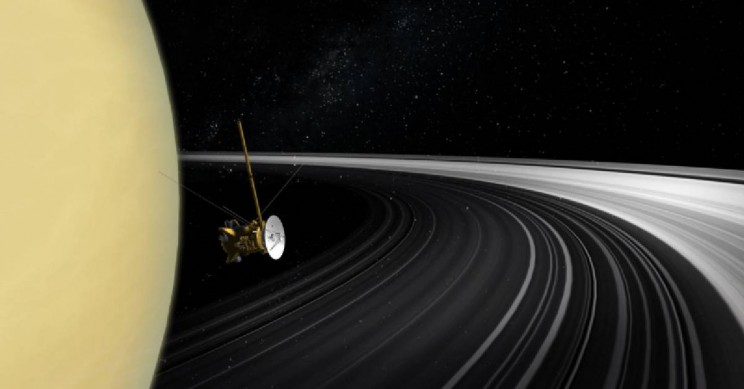 Someone Put a Ring on It: New Research Reveals Saturn Was Once Ringless