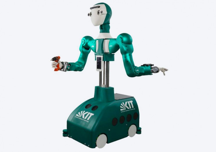 This Robot Will Assist Humans with the Maintenance of other Robots