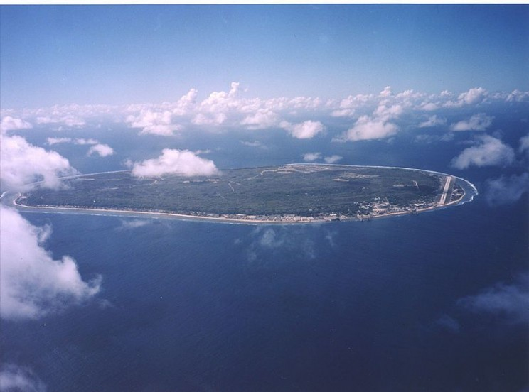 smallest countries Nauru