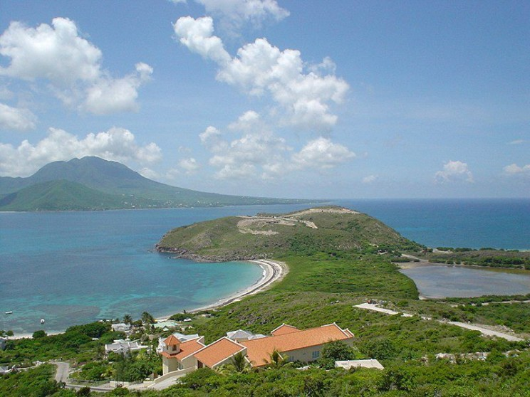 smallest countries Saint Kitts