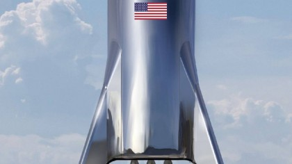 SpaceX Hopes Their Sweaty Heat Shield Will Get Us to Mars