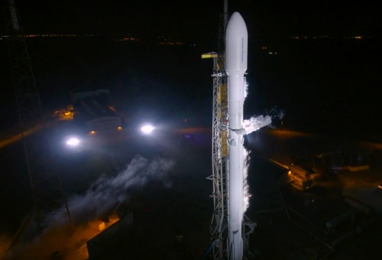 SpaceX Successfully Launches Mysterious Zuma Spacecraft for US Government