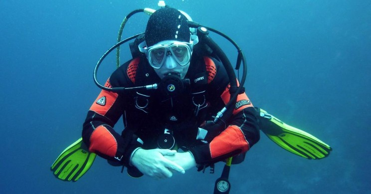 Carbon Capture Method Takes Inspiration from Scuba Gear to Scrub CO2 off Power Plants