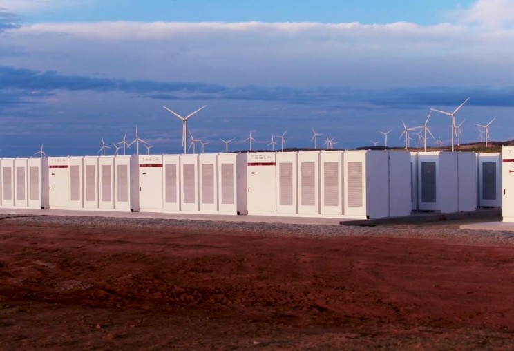 Tesla's Massive Battery in South Australia Made $1 Million AUD in Only a Few Days