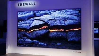 Samsung Unveils 'The Wall', a One-of-Its-Kind, Gigantic 146-Inch 4K MicroLED TV