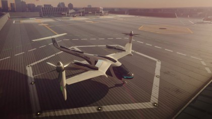Uber CEO Says Flying Cars Will Take to the US Skies Within 10 Years