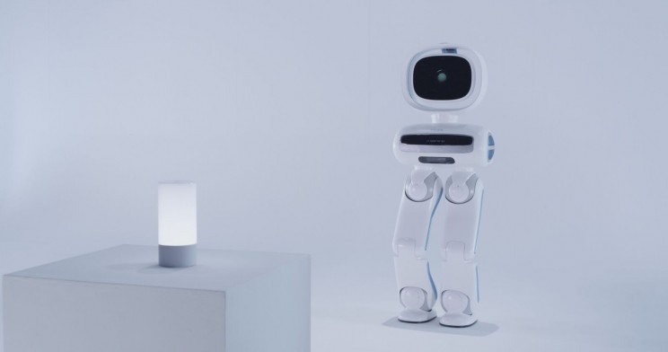 UBTech Spotlights the World's First Commercialized Biped Robot and it's Adorable