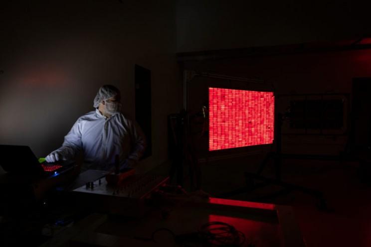 Solar Power: Parker Solar Probe Tests Its Arrays
