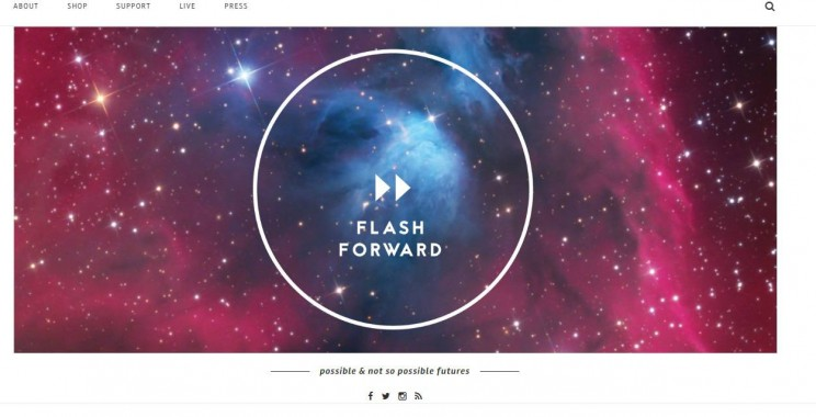 Flash Forward Science Podcast