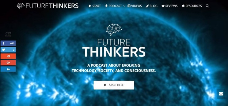 The Future Thinkers Podcast Science Podcast