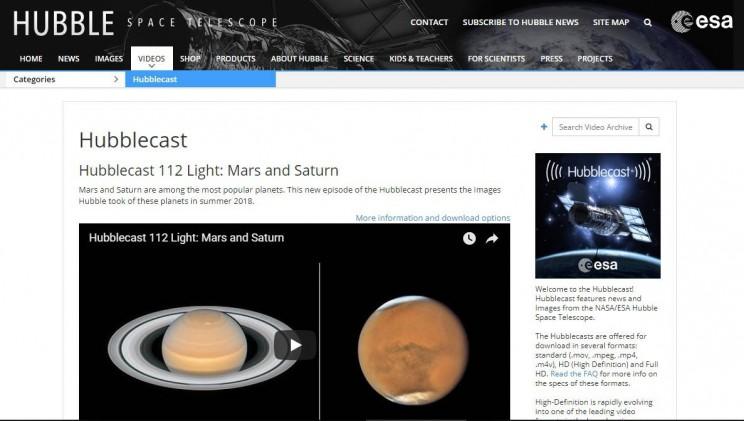 Hubblecast Science Podcast