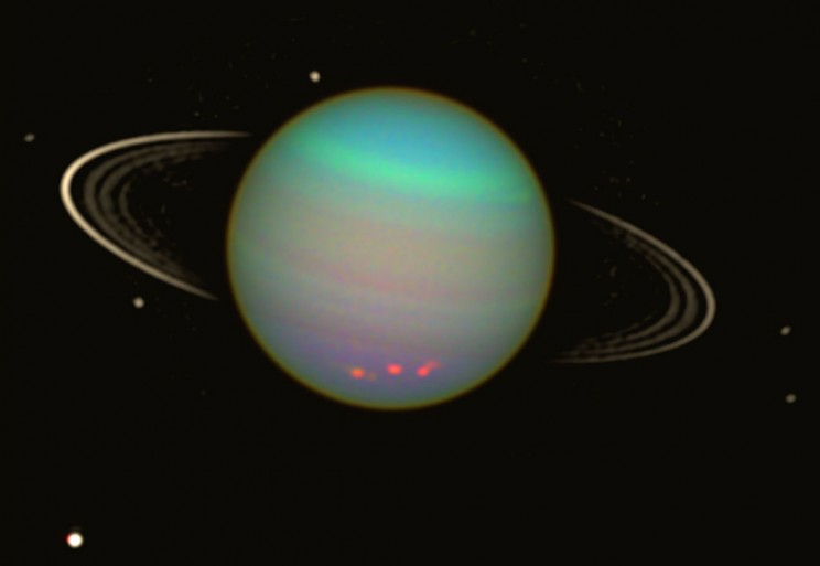 The Discovery of Uranus and Why Is It Such an Oddity