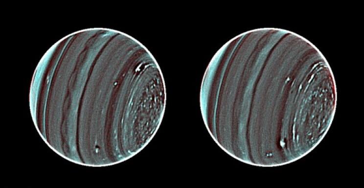 Uranus weather