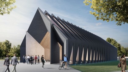 Solving the World's Energy Crisis with Wooden Buildings