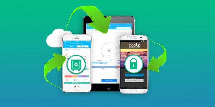Get 2TB of Secure Cloud Storage with Zoolz