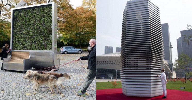 15 Projects That Could Quash Air Pollution Around the World