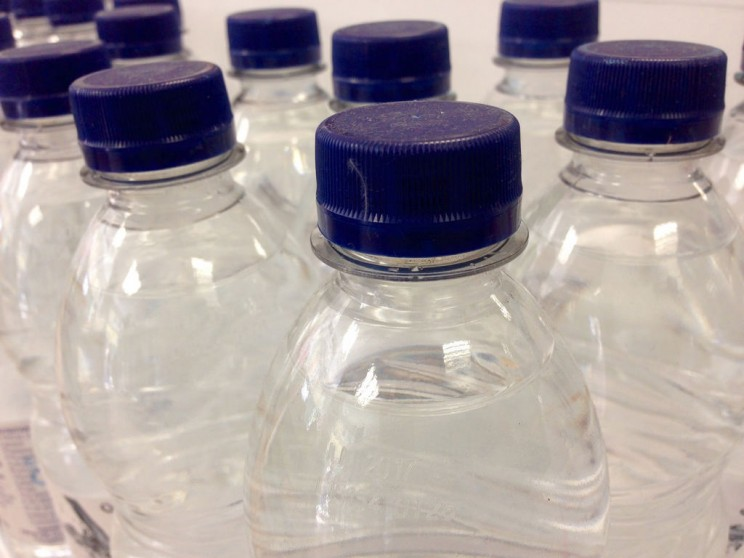 Study Finds High Levels of Microplastics in Bottled Water