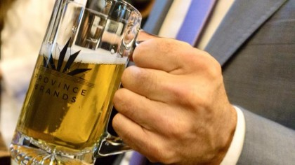 Canadians Create First-Ever Beer Brewed from Cannabis Plant