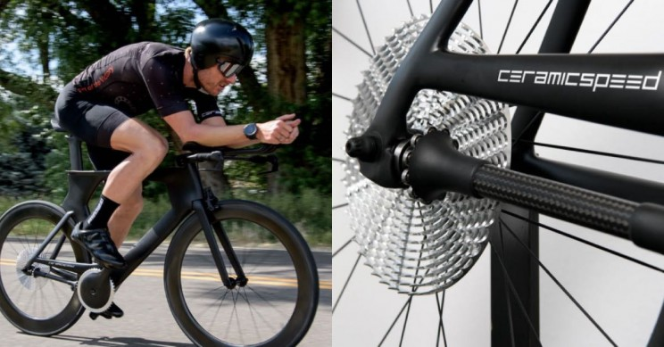 This Ultra-Efficient Bike Has No Chains and No Derailleurs