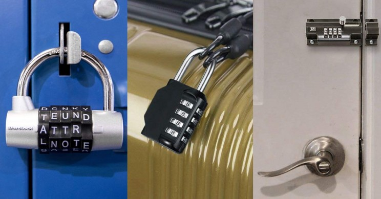 dfb87857b700 16 Amazing Combination Locks from Mechanical to Smart