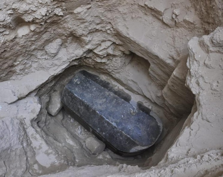 A 2000-Year-Old Sarcophagus Found in Egypt and Its Contents Are Still a Mystery
