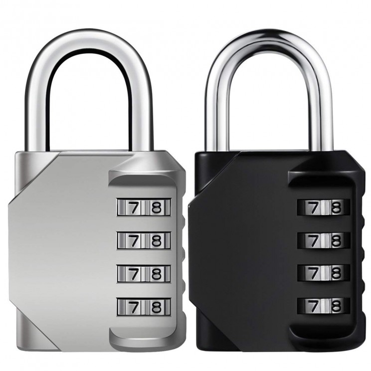 16 Amazing Combination Locks from Mechanical to Smart