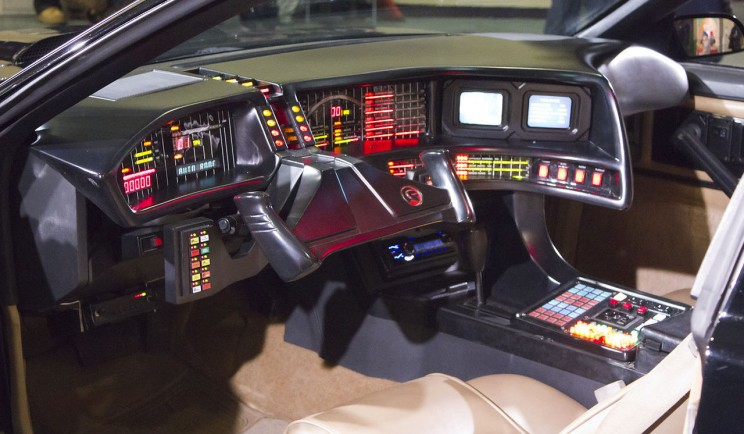 Elon Musk Says Future Tesla Cars Will Have Knight Rider-Like AI