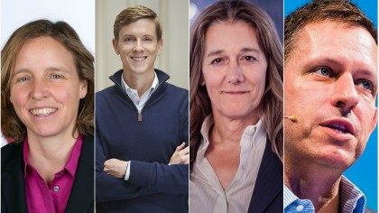 27 Most Successful LGBT+ Entrepreneurs, Executives and Opinion Leaders