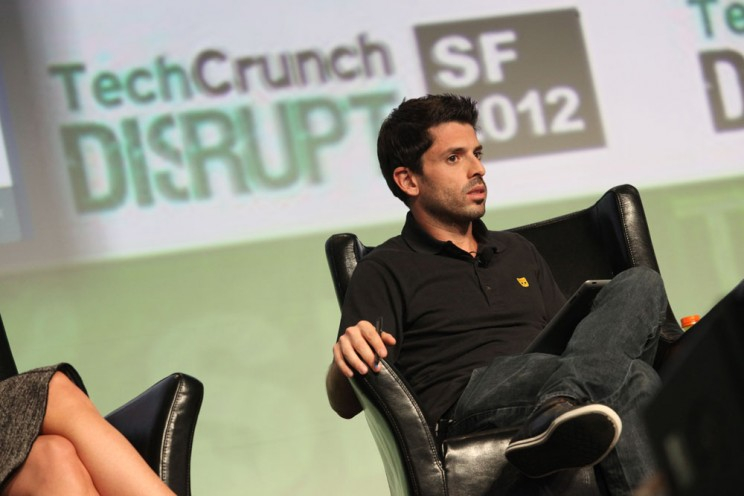 Joel Simkhai Founder and Former CEO of Grindr