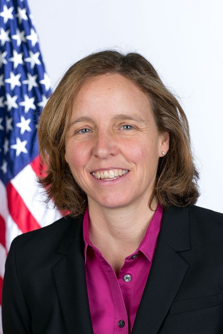 Megan Smith Former CTO of the United States