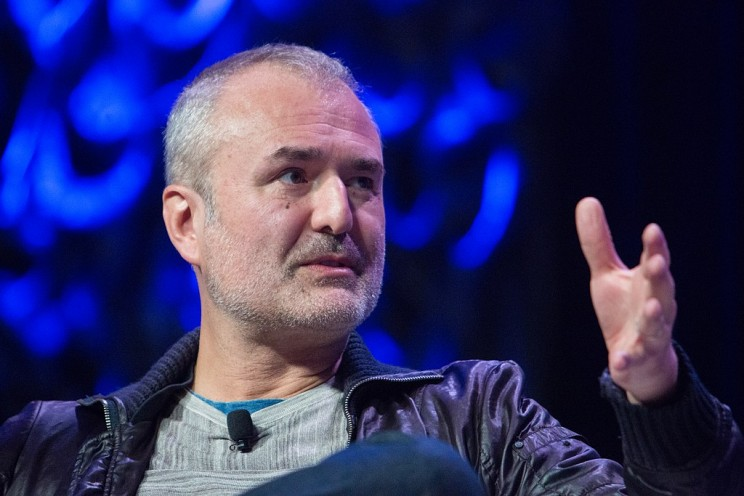 Nick Denton Founder of Gawker Media