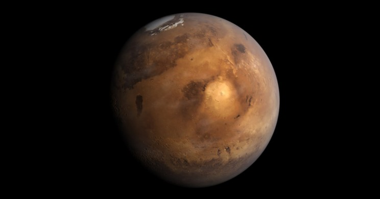 facts about planets Mars