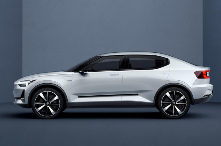 Volvo's First All-Electric Car 'Polestar 2' Is Set to Rival Tesla Model 3
