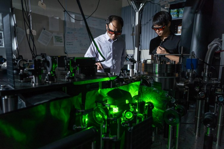 Scientists Are Testing The Limits of Physics With World's Fastest Spinning Particles