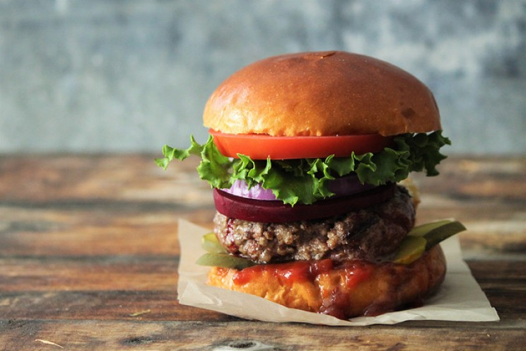 The World's First Robot-Made Burger Is Served in San Francisco for $6