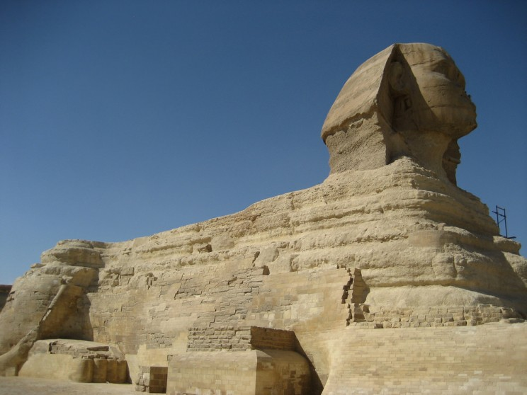 Fascinating Facts About the Great Sphinx of Giza and How It Was Built