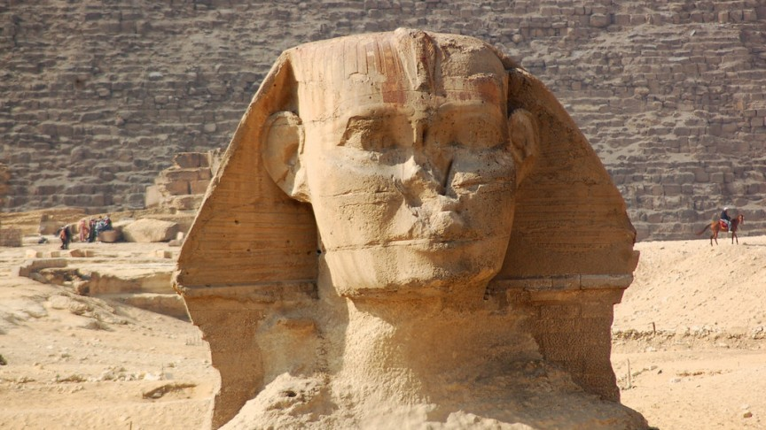 Fascinating Facts About the Great Sphinx of Giza and How It