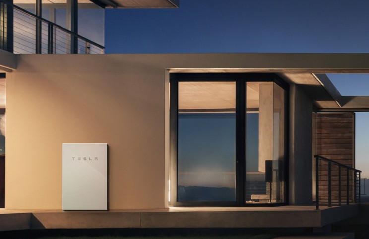Tesla Powerwalls Help Vermont Through Heatwave