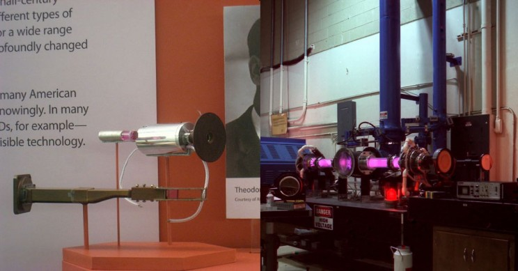 The History of Laser Technology and What It Can Do Today
