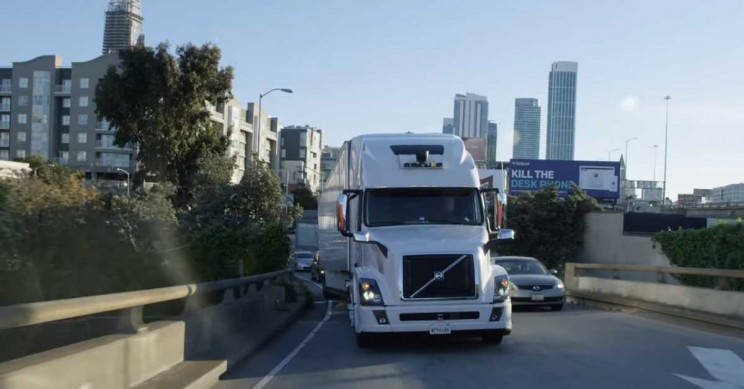 Uber Halts Self-Driving Truck Program to Steer Focus Exclusively to Cars