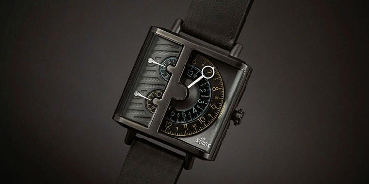 This Quartz Watch Was Designed for the Modern Time-Teller