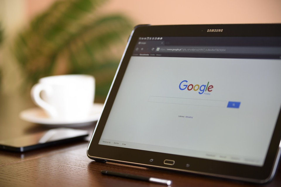 algorithms google