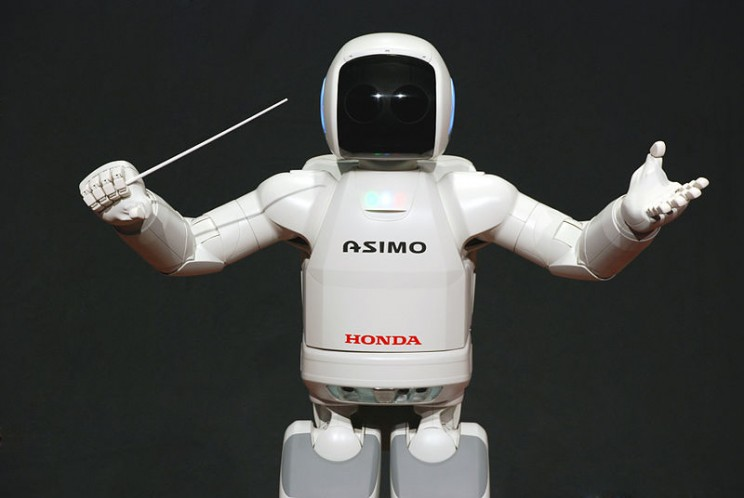 Honda Will Retire Bi-Pedal Robot Asimo