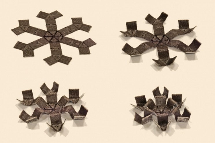 MIT Engineers Create Magnet Controlled 3D-printed Structures That Can Play Catch